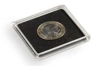 capsules QUADRUM pour pièces de monnaie de diamètre intérieur 14 mm