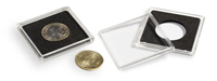 capsules QUADRUM pour pièces de monnaie de diamètre intérieur 32 mm -10 pcs