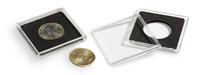 capsules QUADRUM pour pièces de monnaie de diamètre intérieur 16 mm