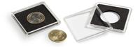 capsules QUADRUM pour pièces de monnaie de diamètre intérieur 29 mm