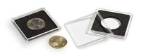 capsules QUADRUM pour pièces de monnaie de diamètre intérieur 31 mm