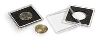 capsules QUADRUM pour pièces de monnaie de diamètre intérieur 33 mm