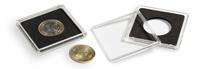 capsules QUADRUM pour pièces de monnaie de diamètre intérieur 26 mm