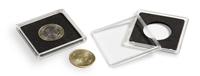 capsules QUADRUM pour pièces de monnaie de diamètre intérieur 30 mm