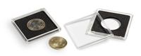 QUADRUM - Munt capsule voor 38 mm munten (10 stuks)