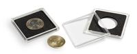 QUADRUM - Munt capsule voor 41 mm munten (10 stuks)