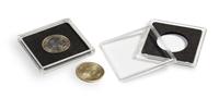 capsules QUADRUM pour pièces de monnaie de diamètre intérieur 37 mm