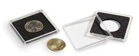 capsules QUADRUM pour pièces de monnaie de diamètre intérieur 34 mm