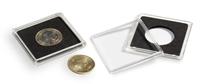 capsules QUADRUM pour pièces de monnaie de diamètre intérieur 35 mm