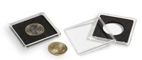capsules QUADRUM pour pièces de monnaie de diamètre intérieur 28 mm