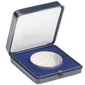 Astucci per monete in acrilico - 1 moneta fino a 45 mm Ï - 60 x 60 mm