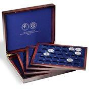 Møntkassetter Volterra De Luxe - DDR erindringsmønter