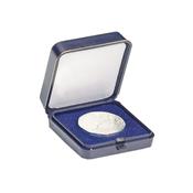 Astucci per monete in acrilico - 1 moneta fino a 30 mm Ï - 45 x 45 mm