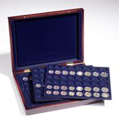 Coffret Numismatique VOLTERRA TRIO, avec de chacune 6 les jeux dePiéces d'¤