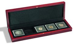 Ecrin Numismatique VOLTERRA, pour 5 QUADRUM