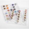 Pochettes plastiques ENCAP, transparentes pour Séries de pour 5 Euros sous