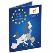 Samlekort til Euro-møntsæt Cypern