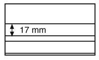 Sort indstikskort - 148x85mm - Pakke med 100 stk. m/dækblad