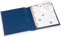Lomme til møntholdere - Glasklar - 240 x 300 mm - Pk.m/5 stk.