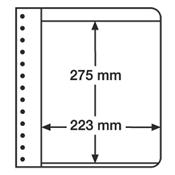 LEUCHTTURM Feuilles G, 1 compartiment, blanc