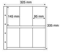 Maximum lommer MAX 6W, hvide Pakke med 5 stk.