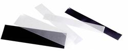 SF-Bandes 217x49 mm, fond noir