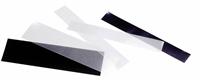 Strisce SF - 217x32 Nero - 25 strisce per confezione
