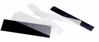 SF-strips 217x33 mm, black backing film - 25 pcs.
