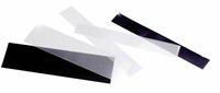 SF-Bandes 265x95 mm double soudure, fond noir - 10  pcs