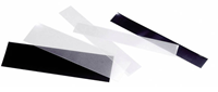 SF-strips 217x24 mm, black backing film - 25 pcs