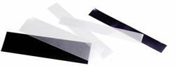 SF-Bandes 217x72 mm double soudure, fond noir