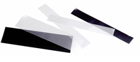 SF-strips 217x44 mm, clear backing film - 25 pcs