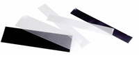 SF-Bandes 265x100 mm double soudure, fond noir - 10 pcs