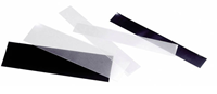 Mounts in strips - 50 strips in varying sizes -  Clear film - 100 g