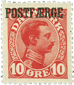 Danmark Postfærge 1919-20 - AFA nr.1 - Postfrisk