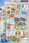 Former Soviet Republics - 263 different stamps and31 souvenir sheets
