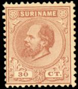 Suriname - Nr. 11 - Ongebruikt