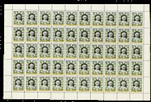 Danmark juleark 1909