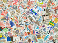 Denmark - Stamp packet - 925 different