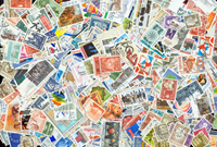 Denmark - Stamp packet - 852 different