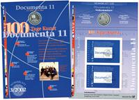 Germany - Coin card - Documenta a11
