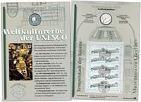 Allemagne - carte numismatique - Berlin musées - PNC