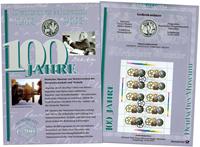Allemagne - Carte numismatique - Musée national allemand - PNC