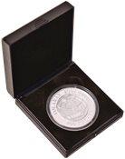 100 kr. sølvmønt - Polarmønt Sirius - Uden abonnement