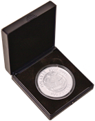 Silver coin Sirius without subscription
