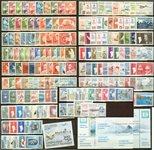Grønland - Frimærkesamling 1938-1990 postfrisk komplet