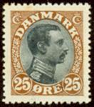 Danmark - Bogtryk - AFA nr. 101