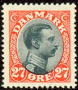 Denmark letterprint AFA 102
