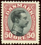 Danemark - AFA no 106