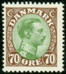 Danmark - Bogtryk - AFA nr. 108